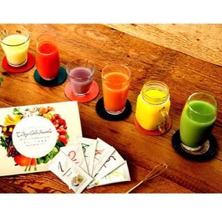 ◆セブンデイズ カラースムージー ★美味しく健康ダイエット お試し(ダイエット食品)