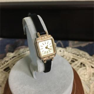 アガット(agete)のアガット クラシック 10K 腕時計(腕時計)