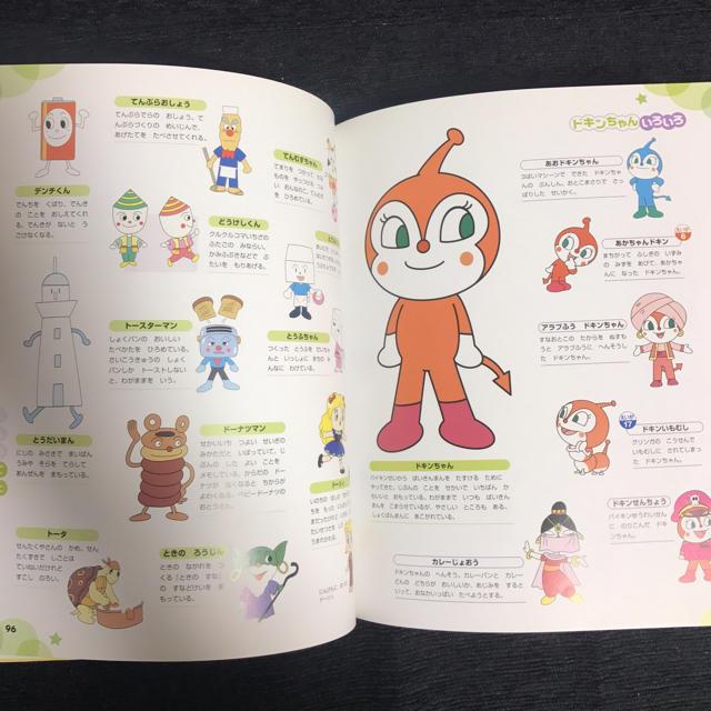 キャラクター 図鑑 アンパンマン 【楽天市場】アンパンマン おしゃべりいっぱい
