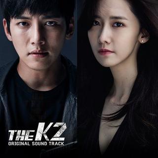 チチャンウク少女時代ユナ韓国ドラマ《THE K2》新品未開封CD(テレビドラマサントラ)