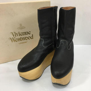 ヴィヴィアンウエストウッド(Vivienne Westwood)の貴重 Vivienne Westwood ♡ロッキンホース♡ブーツ♡ヴィヴィアン(ブーツ)