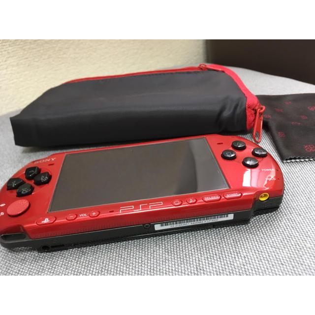 PlayStation Portable(プレイステーションポータブル)のpakkapaka様専用 エンタメ/ホビーのテレビゲーム(携帯用ゲーム本体)の商品写真