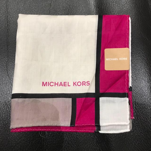 96b72f97df5b Michael Kors(マイケルコース)の【新品未使用】マイケルコース ハンカチ レディース