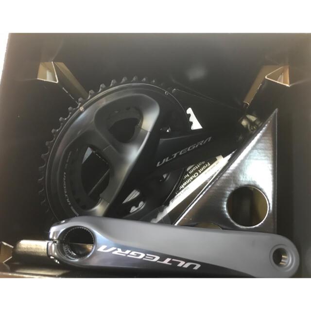 SHIMANO(シマノ)のシマノ アルテグラ クランクセット『FC-R8000 50×34T 165mm』 スポーツ/アウトドアの自転車(パーツ)の商品写真