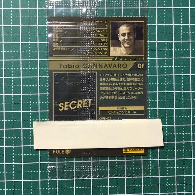 HOLE ファビオカンナバーロ wccf エンタメ/ホビーのトレーディングカード(その他)の商品写真