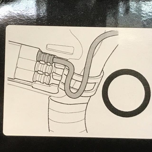 SHIMANO(シマノ)のシマノ デュラエース Di2 油圧ブレーキ対応STIレバー『ST-R9170』 スポーツ/アウトドアの自転車(パーツ)の商品写真