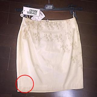 ジャンニヴェルサーチ(Gianni Versace)のGIANNI VERSACE ミニスカート(ミニスカート)