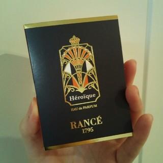 RANCE ヒロイック オードパルファン(香水(男性用))
