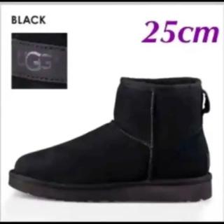 ルナソル(LUNASOL)の限定大特価‼️UGGクラシックミニII ブラック24cm  正規品(ブーツ)