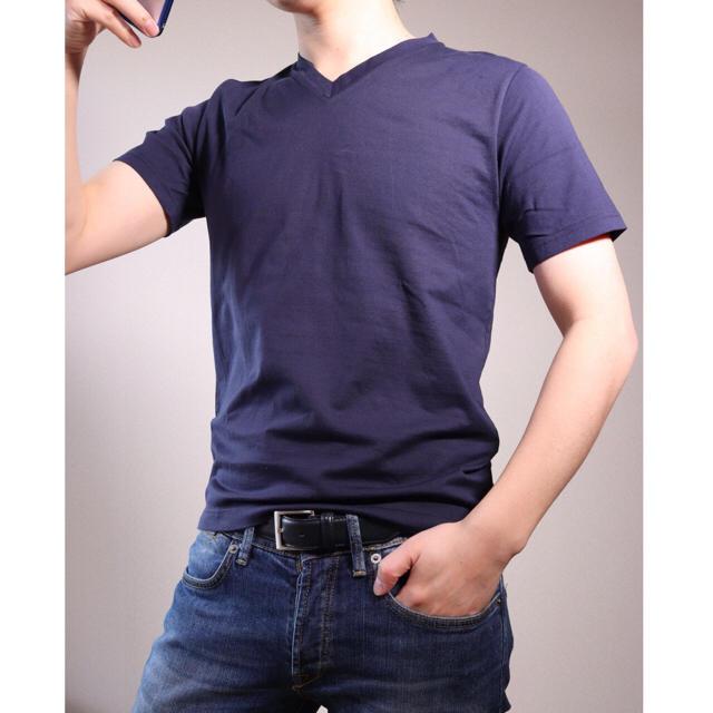 SUNSPEL(サンスペル)のSUNSPEL/英国製最高級Tシャツ/3枚セット メンズのトップス(Tシャツ/カットソー(半袖/袖なし))の商品写真