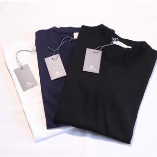 サンスペル(SUNSPEL)のSUNSPEL/英国製最高級Tシャツ/3枚セット(Tシャツ/カットソー(半袖/袖なし))