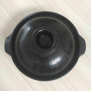 ムジルシリョウヒン(MUJI (無印良品))の無印良品 muji 土鍋(調理道具/製菓道具)