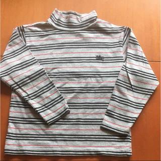 バーバリーブラックレーベル(BURBERRY BLACK LABEL)のバーバリーブラックレーベル kids ハイネックT(Tシャツ/カットソー)