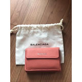 buy popular ee2f7 96c21 【最終お値下げ】バレンシアガ ミニ財布   フリマアプリ ラクマ
