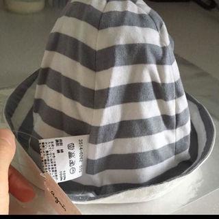 アニエスベー(agnes b.)の【新品】タグ付き agnis.b リバーシブル帽子(帽子)