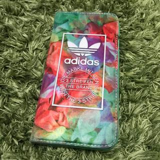 アディダス(adidas)のiPhoneケース iPhone6対応(iPhoneケース)