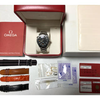 オメガ(OMEGA)のオメガ OMEGA  シーマスター プラネットオーシャン 600m防水 メンズ(腕時計(アナログ))
