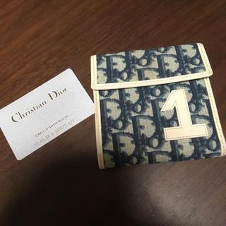クリスチャンディオール(Christian Dior)のクリスチャンディオール 財布(折り財布)