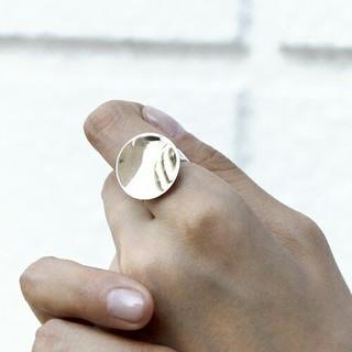 ビームス(BEAMS)のYarka シルバー925 プレートリング(リング(指輪))