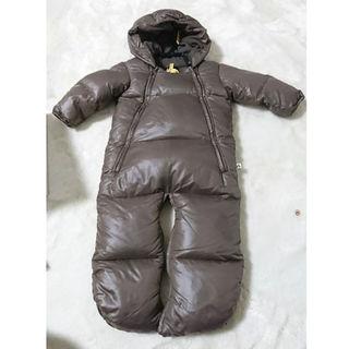 7f647879731fb2 ベビーギャップ(babyGAP)のベビーギャップ GAP ダウンジャケット カバーオール 赤ちゃん 80センチ(