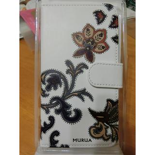 ムルーア(MURUA)のスマホケース MURUA ノベルティ 非売品(モバイルケース/カバー)