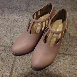 アンレリッシュ(UNRELISH)のピンク ブーツ(ブーツ)