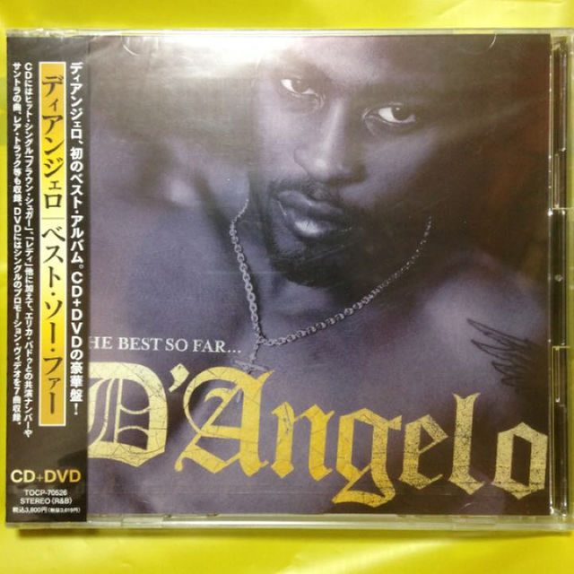 【未開新品】ディアンジェロ『ベスト・ソー・ファー』 エンタメ/ホビーのCD(R&B/ソウル)の商品写真