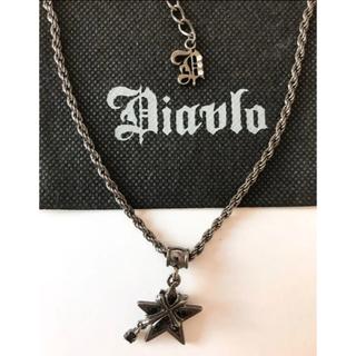 Diavlo - 【新品】Diavlo ネックレス スター形 大人気
