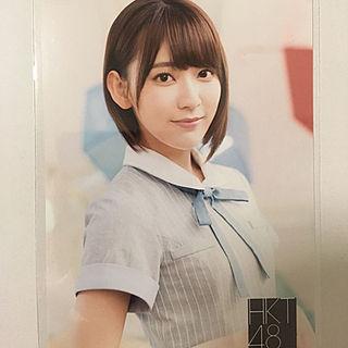 エイチケーティーフォーティーエイト(HKT48)のHKT48 キスは待つしかないのでしょうか? タワレコ写真 宮脇咲良(女性タレント)