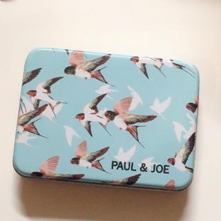 ポールアンドジョー(PAUL & JOE)の新品 ポール&ジョー マルチ缶(小物入れ)