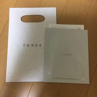 スリー(THREE)のTHREE ローションマスク(その他)