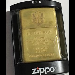 ジッポー(ZIPPO)のus.army zippo(タバコグッズ)