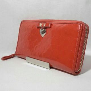 cb2e918241f4 コーチ(COACH) リボン 財布(レディース)(レッド/赤色系)の通販 32点 ...