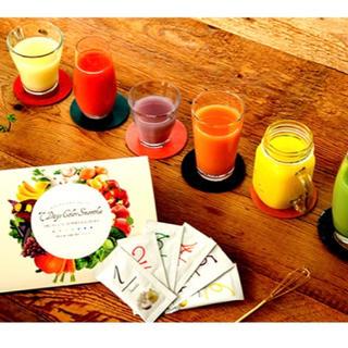 ◆セブンデイズカラースムージー ダイエットドリンク健康食品 サプリ バラ売セット(ダイエット食品)