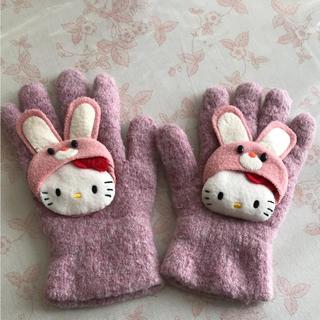 サンリオ(サンリオ)のキティちゃん 手袋(手袋)