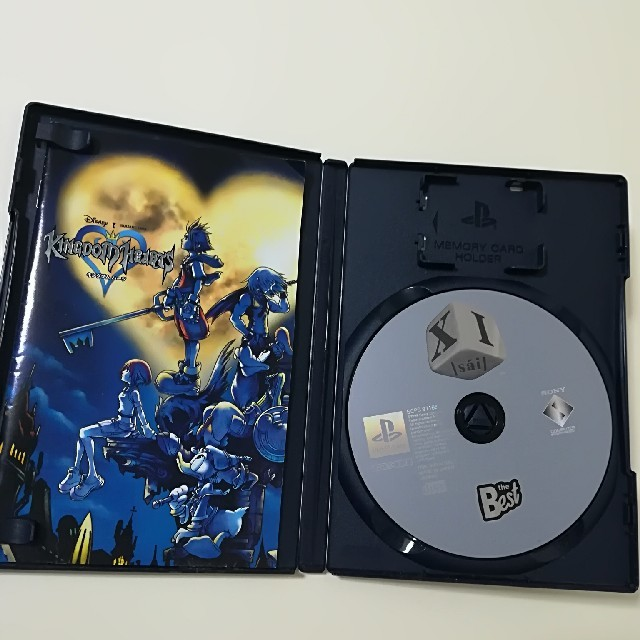 PlayStation(プレイステーション)の訳あり プレイステーション xi(サイ)ケース違い エンタメ/ホビーのテレビゲーム(家庭用ゲームソフト)の商品写真