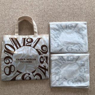 フランクミュラー(FRANCK MULLER)の【新品】フランクミュラーパティスリー 非売品bag(小)(トートバッグ)
