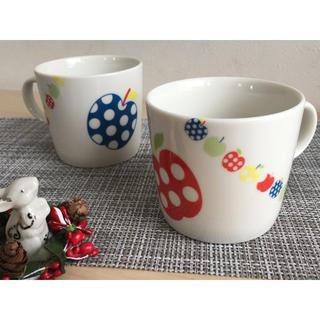 LYCKAオリジナルマグカップ2客セット(食器)