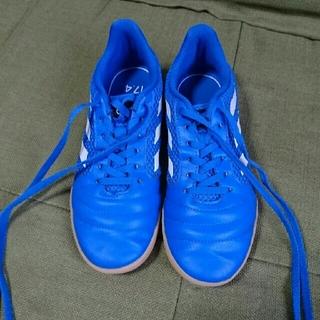 アディダス(adidas)のアディダス*フットサルシューズ*21㎝(スクールシューズ/上履き)