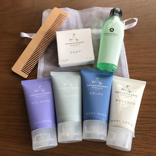 AROMATHERAPY ASSOCIATES お泊まりセット