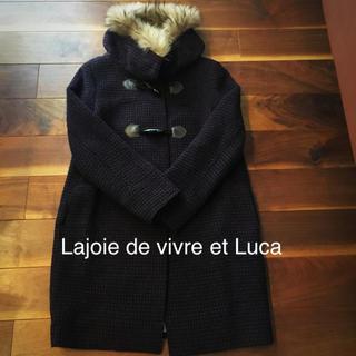 ルカ(LUCA)のLajoie de vivre et Lucaダッフルコート(ダッフルコート)