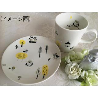 LYCKAオリジナルマグカップ プレートセット(食器)