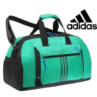 アディダス(adidas)の創業祭15%OFF■エース製 アディダス*ボストンバッグ60cm グリーン(ボストンバッグ)