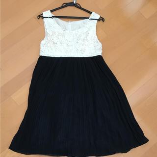 シマムラ(しまむら)の切り替え ドレス♡(ミディアムドレス)