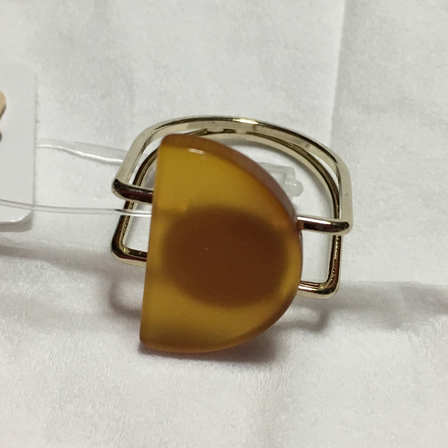 STUDIO CLIP(スタディオクリップ)の#13Pパーツリング レディースのアクセサリー(リング(指輪))の商品写真
