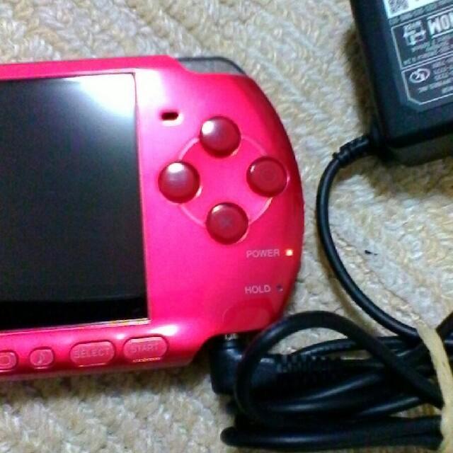 PlayStation Portable(プレイステーションポータブル)のpsp3000 エンタメ/ホビーのテレビゲーム(携帯用ゲーム本体)の商品写真