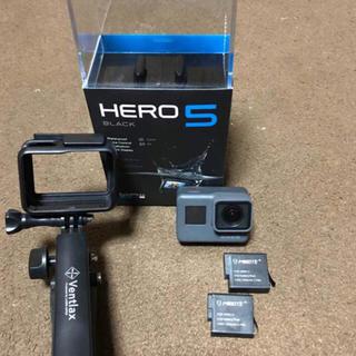 ゴープロ(GoPro)のGoProHERO5 ゴープロ(コンパクトデジタルカメラ)