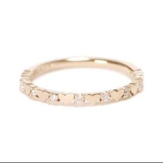 サマンサティアラ(Samantha Tiara)のサマンサ ♡ ピンキーリング(リング(指輪))