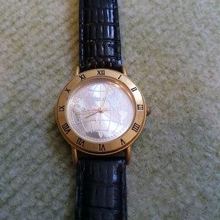 世界地図柄 腕時計(その他)