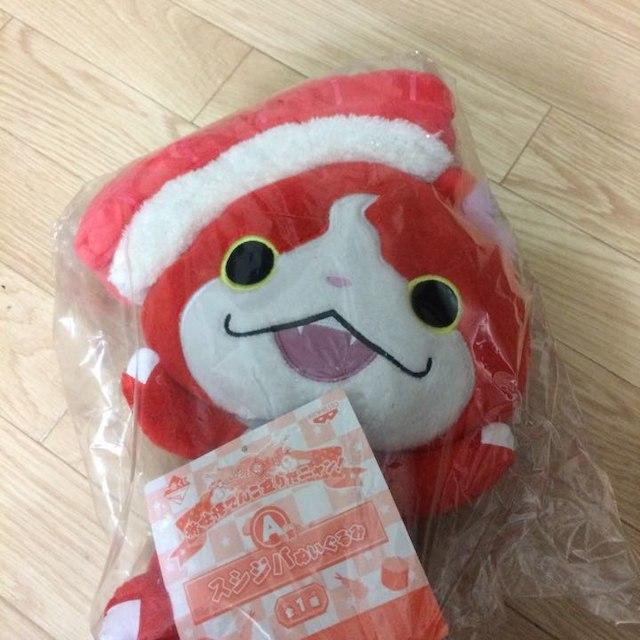 妖怪ウォッチ 一番くじ A賞 スシジバの通販 By トミカ0205s Shopラクマ
